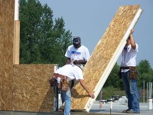 builders using SIP panels