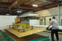 building Jumbo sip panels