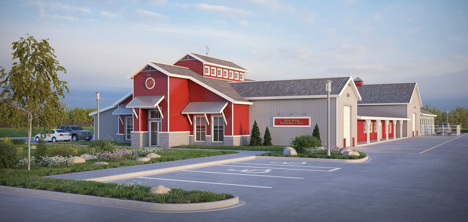 West River Vet Clinic is located in Hettinger, ND