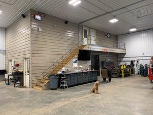 SIP shop building