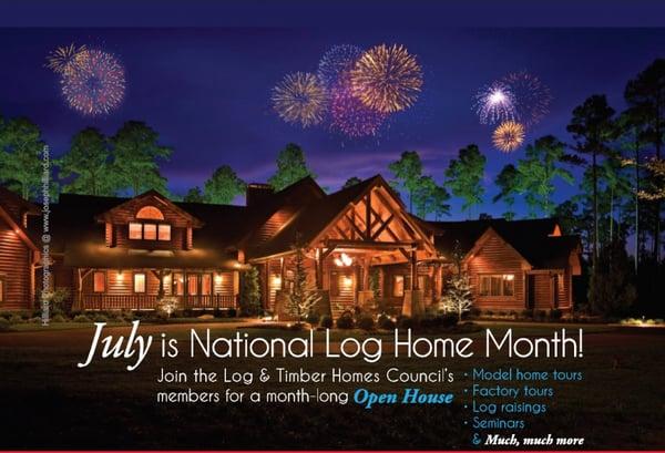 NAHB Log and Timber Homes Council Image