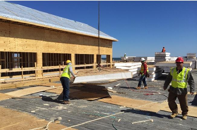 Contractors and Subcontractors with Enercept Sips