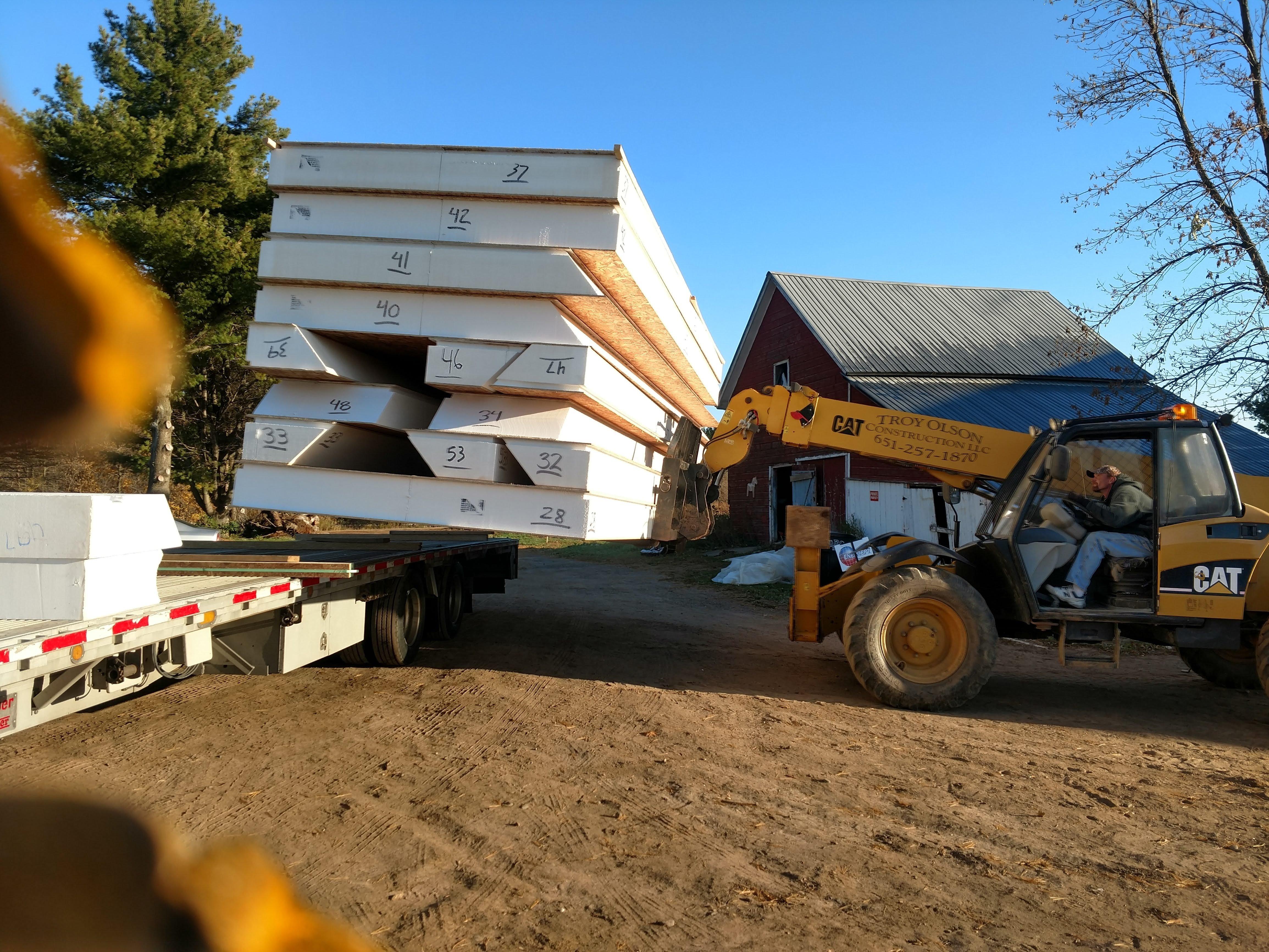 unloading SIPs