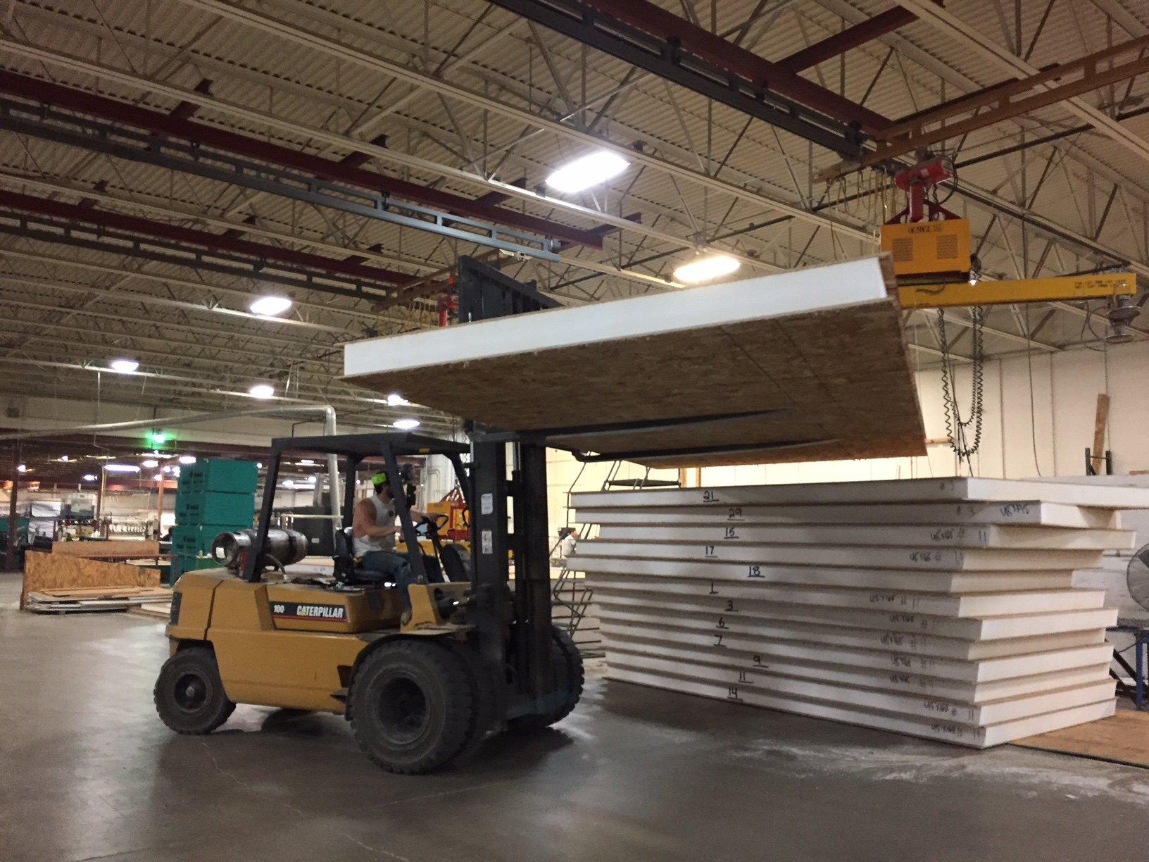 moving jumbo panels