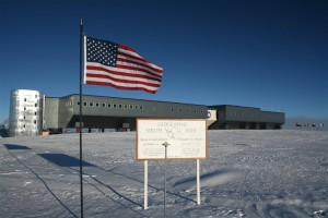 SIPs science station at South Pole
