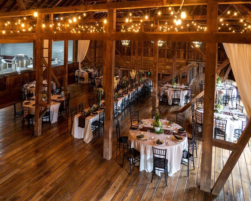 Mt Hope Winery wedding venue