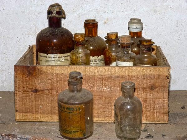Old Chem Set