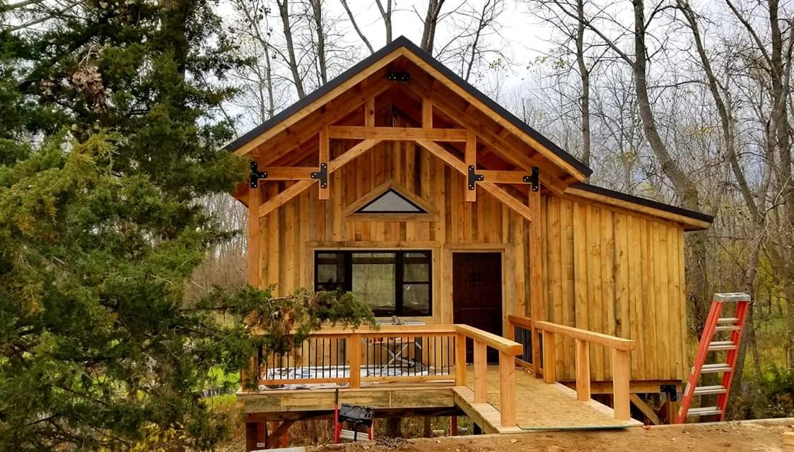 Stepp Treehouse 5