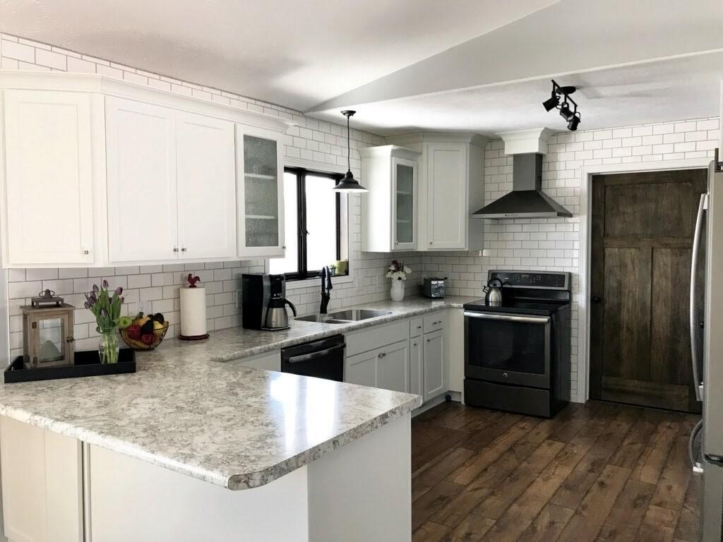 Yankton School House Kitchen 2017