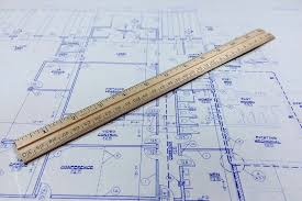 architectural plans ruler