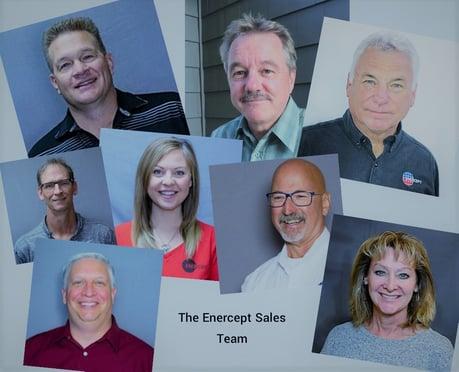 Enercept Sales Team