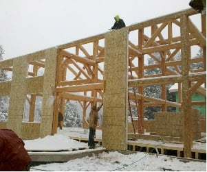 sips and timber frames