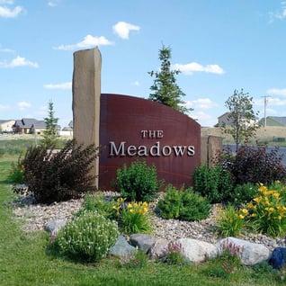 meadows sign