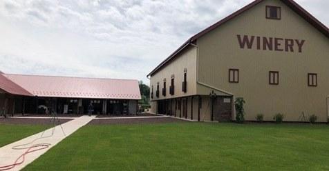 winery barn renovation 2