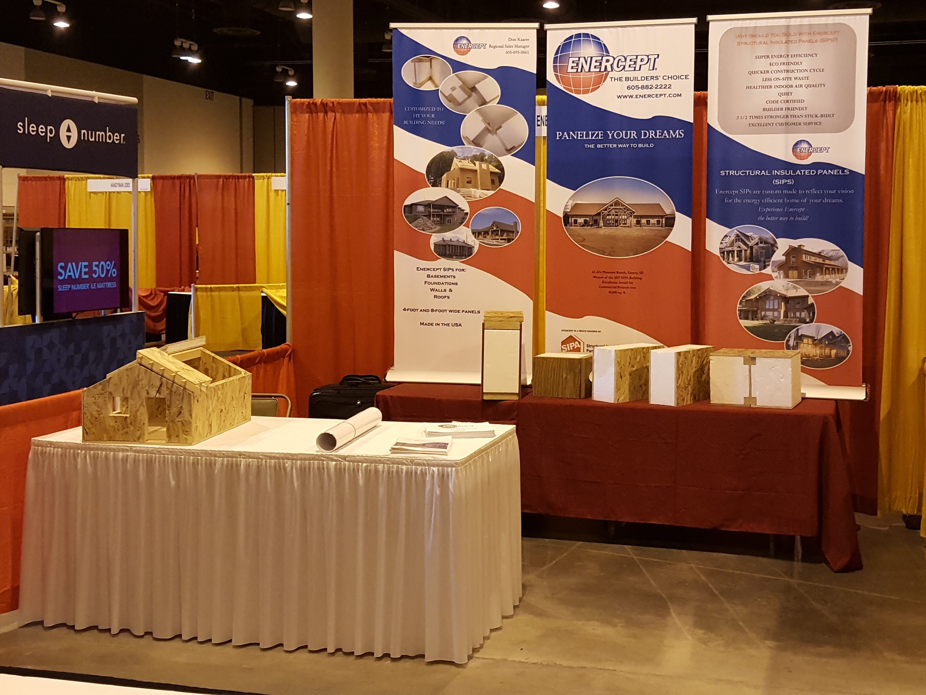 Home Show Booth-1