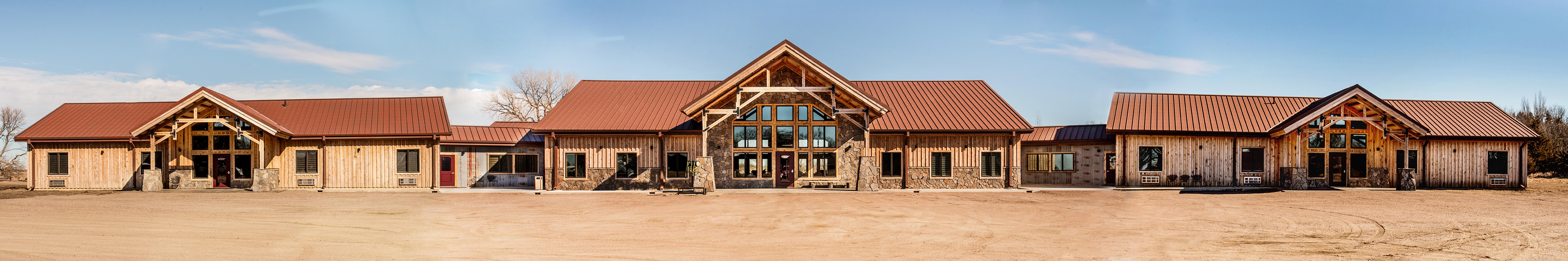 pheasant hunting lodge