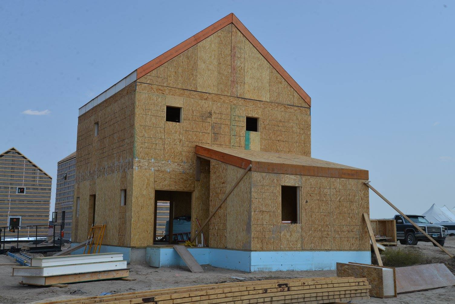 Enercept helps construct a sustainable community that provides affordable living