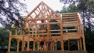 Enercept Joins Timber Framers Guild As Visionary Partner