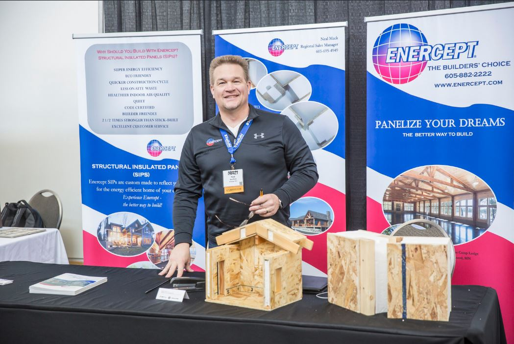Enercept SIPs: 2020 Home Show and Event Schedule
