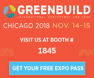 going to greenbuild