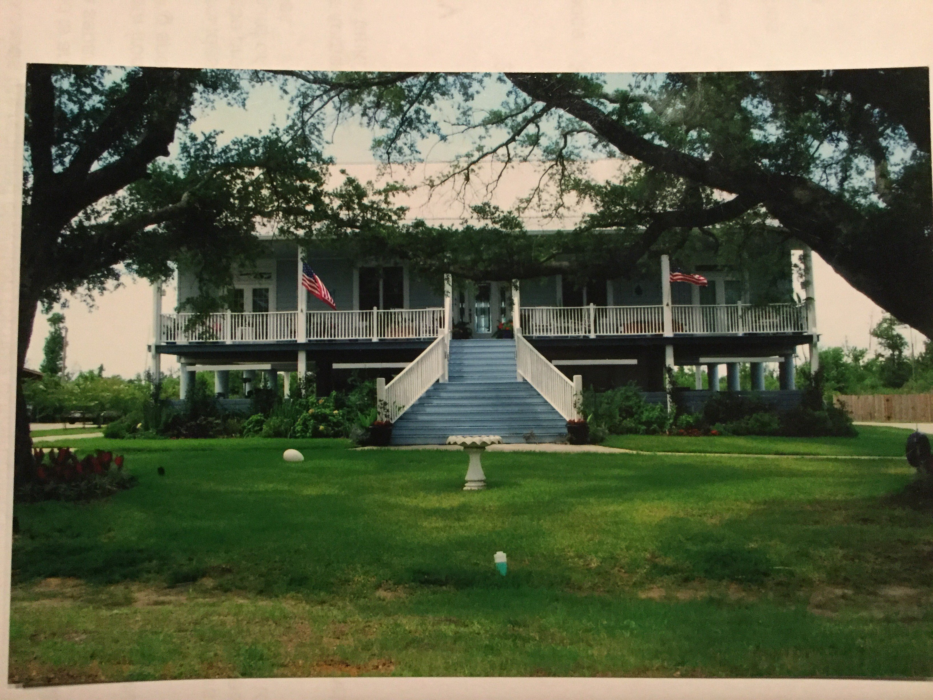 impson home - waveland, MS