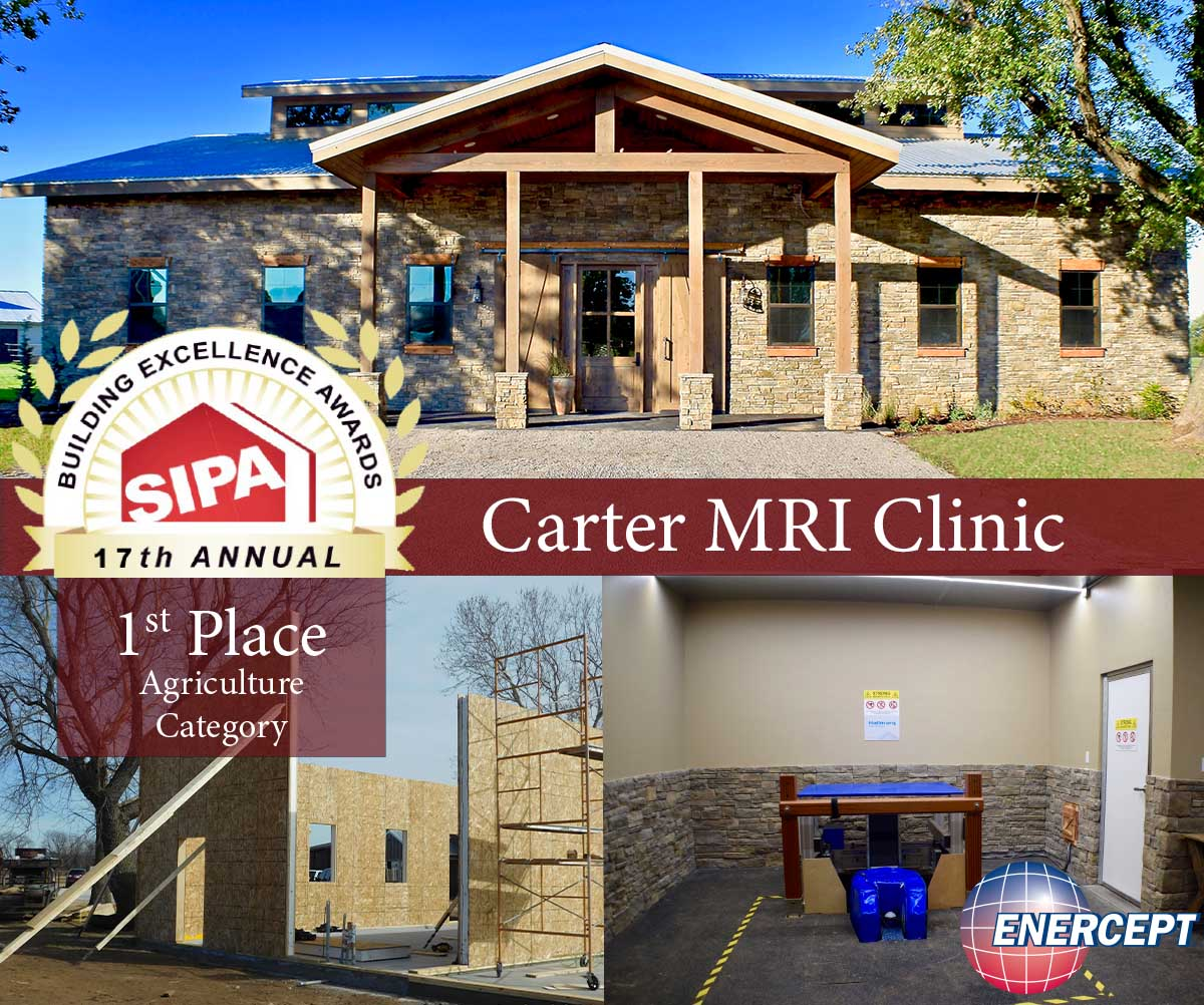 Enercept is Building Excellence: Carter MRI Clinic