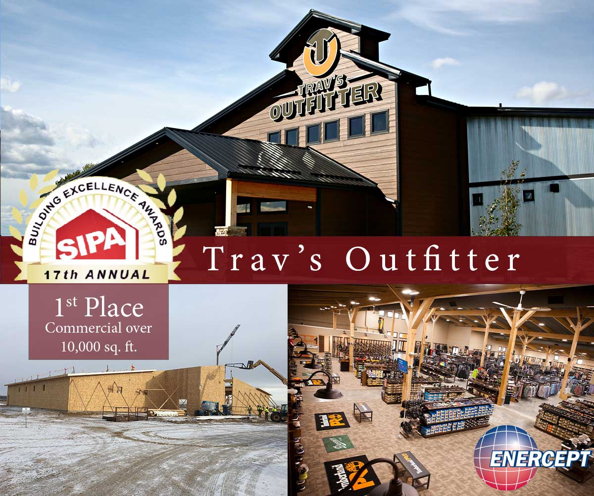Enercept is Building Excellence: Trav's Outfitter